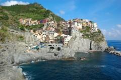 Manarola, Cinque Terre, Liguria, Nord-Italia, Italia