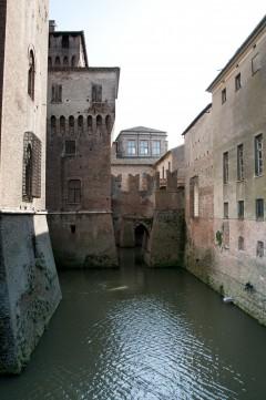 Fortezza, Mantova, Lombardia, Nord-Italia, Italia