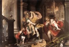 Federico Barocci, Palazzo Ducale, Mantova, Lombardia, Nord-Italia, Italia