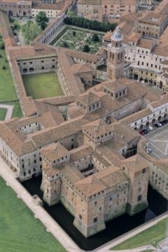Palazzo Ducale, Mantova, Lombardia, Nord-Italia, Italia