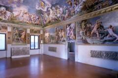 Palazzo Ducales Appartamento di Troia, Mantova, Lombardia, Nord-Italia, Italia