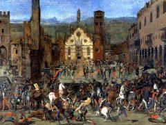 Domenici Morone, Duomo, Mantova, Lombardia, Nord-Italia, Italia