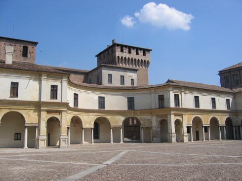 Museo Archaeologico Nazionale, Palazzo Ducale, Mantova, Lombardia, Nord-Italia, Italia
