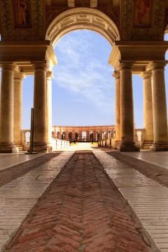 Palazzo Tè, Mantova, Lombardia, Nord-Italia, Italia