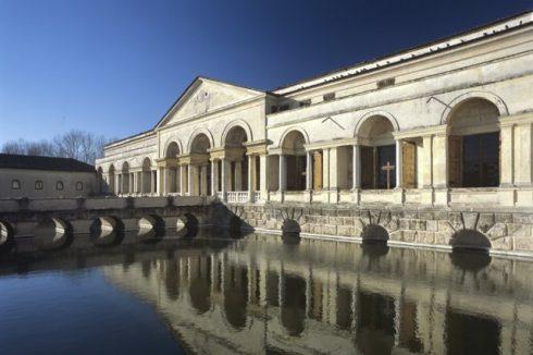 Giulio Romano, Palazzo Tè, Mantova, Lombardia, Nord-Italia, Italia