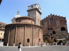 Rotunda di San Lorenzo, Mantova, Lombardia, Nord-Italia, Italia