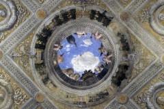 Andrea Mantegna, Camera degli Sposi, Mantova, Lombardia, Nord-Italia, Italia