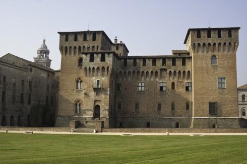 Castello San Giorgio, Palazzo Ducale, Mantova, Lombardia, Nord-Italia, Italia