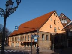 Marstall, Celle, Nord-Tyskland, Tyskland