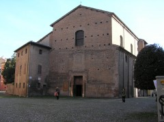 Santa Maria Pomposa, Santa Maria Pomposa, Modena, Emilia Romagna, Nord-Italia, Italia