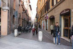 Via Castellaro, Modena, Emilia Romagna, Nord-Italia, Italia