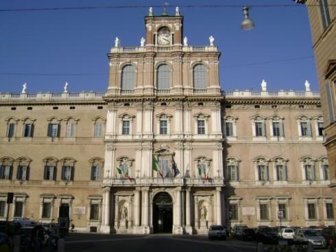 Palazzo Ducale, Modena, Emilia Romagna, Nord-Italia, Italia