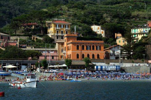 Moterosso al Mare, Cinque Terre, Liguria, Nord-Italia, Italia