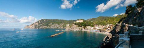 Monterosso al Mare, Cinque Terre, Liguria, Nord-Italia, Italia