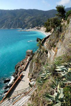 Monterosso al Mare , Cinque Terre, Liguria, Nord-Italia, Italia