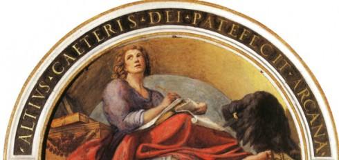 Correggio i kirken San Giovanni Evangelista, Parma, Emilia Romagna, Nord-Italia, Italia