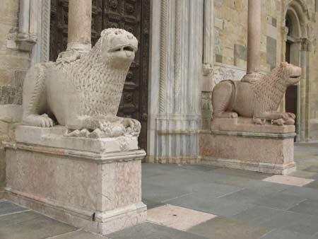 Duomo, Parma, Emilia Romagna, Nord-Italia, Italia