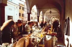 Mercato D'Azeglio, Parma, Emilia Romagna, Nord-Italia, Italia