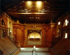 Teatro Farnese i Palazzo Pilotta, Parma, Emilia Romagna, Nord-Italia, Italia