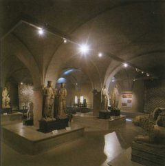 Museo Diocesiano, Palazzo Vescovile, Parma, Emilia Romagna, Nord-Italia, Italia