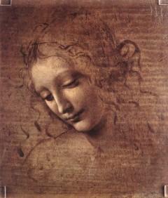 Leonardo da Vinci, Galleria Nazionale Parma, Parma, Emilia Romagna, Nord-Italia, Italia