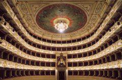 Teatro Regio, Parma, Emilia Romagna, Nord-Italia, Italia