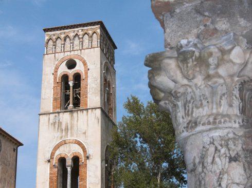 St Pantaleone, Ravello, Amalfikysten, Campania, Sør-Italia, Italia