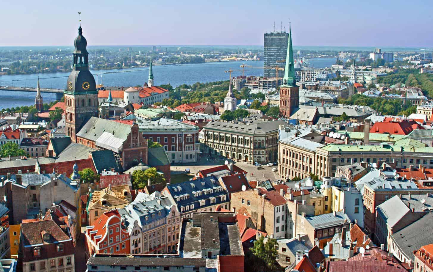 Riga Latvia Reisdit No Reiseguider Pa Nett