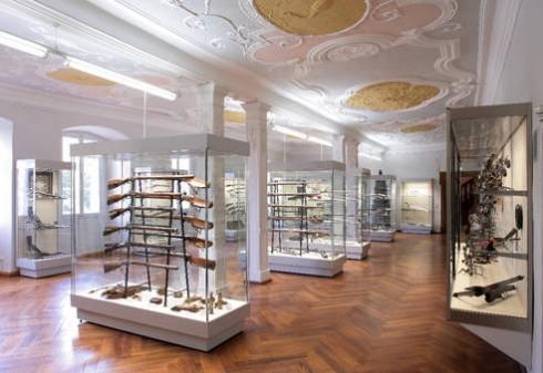 Reichstadtmuseum, Rothenburg ob der Tauber, Bayern, Sør-Tyskland, Tyskland