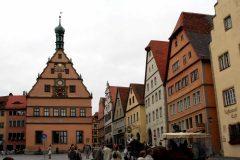 Ratstrinkstube, Rothenburg ob der Tauber, Bayern, Sør-Tyskland, Tyskland