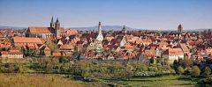 Rothenburg, Bayern, Sør-Tyskland, Tyskland