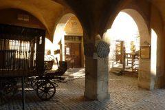 Kriminalmuseum, Rothenburg ob der Tauber, Bayern, Sør-Tyskland, Tyskland