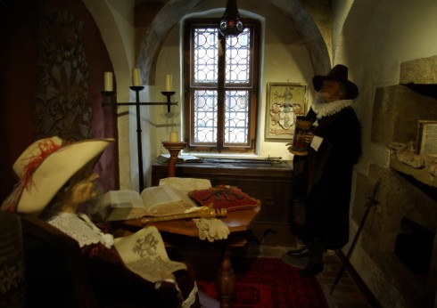 Rathaus, Rothenburg ob der Tauber, Bayern, Sør-Tyskland, Tyskland