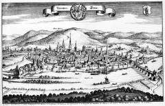 Trier, Vest-Tyskland, Tyskland