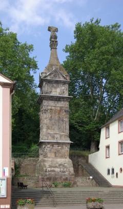 Igeler Säule, Igel, Trier, Vest-Tyskland, Tyskland