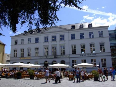 Kornmarkt, Trier, Vest-Tyskland, Tyskland