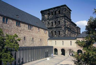 Simeonstift, Trier, Vest-Tyskland, Tyskland