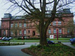 Rheinisches Landmuseum, Trier, Vest-Tyskland, Tyskland