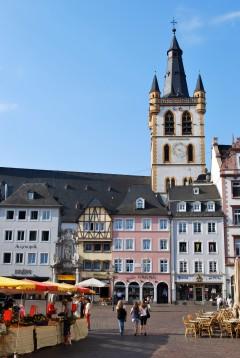 St Gangolf, Trier, Vest-Tyskland, Tyskland