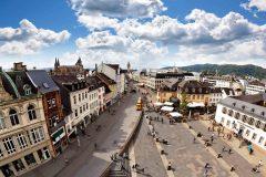 Simeonstrasse, Trier, Vest-Tyskland, Tyskland
