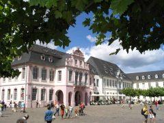 Domfreihof, Trier, Vest-Tyskland, Tyskland