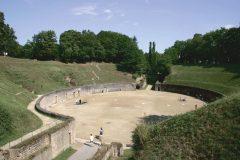 Amfitheater, Trier, Vest-Tyskland, Tyskland