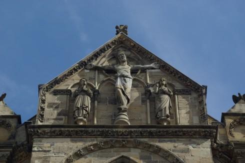 Liebfrauenkirche, Trier, Vest-Tyskland, Tyskland
