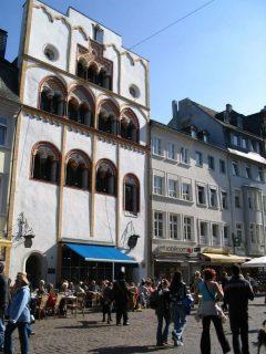 Dreikönigenhaus, Trier, Vest-Tyskland, Tyskland