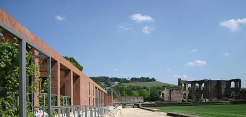 Kaiserthermen, Trier, Vest-Tyskland, Tyskland