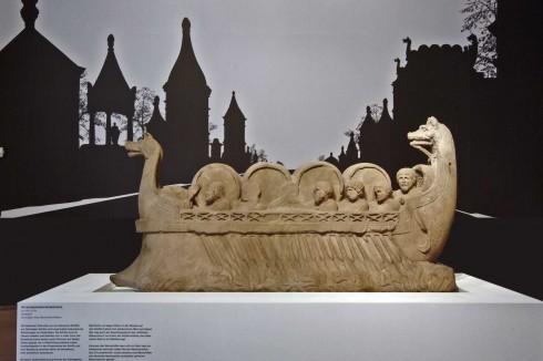 Rheinisches Landesmuseum, Trier, Vest-Tyskland, Tyskland