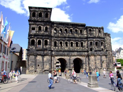 Porta Nigra, Trier, Vest-Tyskland