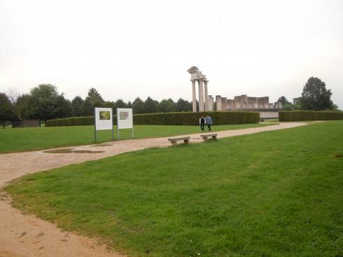 Xanten, Römerpark, Römermuseum