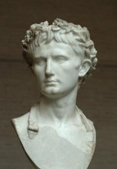 Keiser Augustus, Aosta, Valle d'Aosta, Nord-Italia, Italia