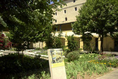 L'Espace de Van Gogh, Arles, Provence, Sør-Frankrike, Frankrike